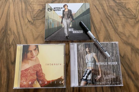 CD-Collection・Nathalie Weider