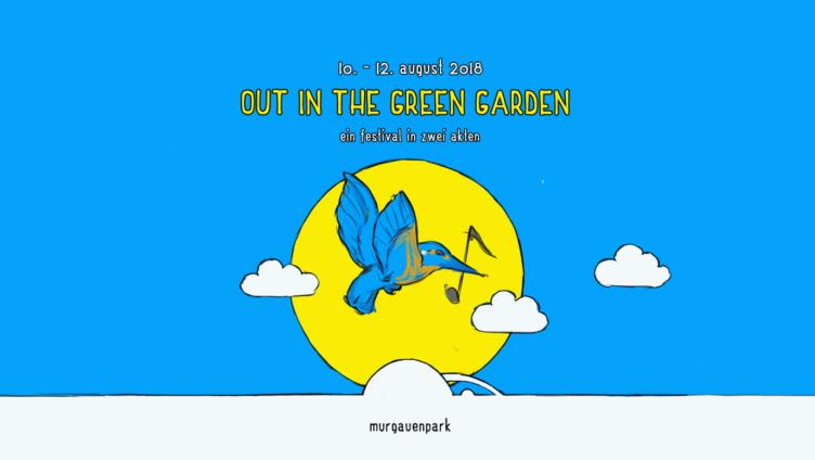 Out in the Green Garden 2018