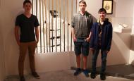 Azubis bauen Roboter für Ausstellung