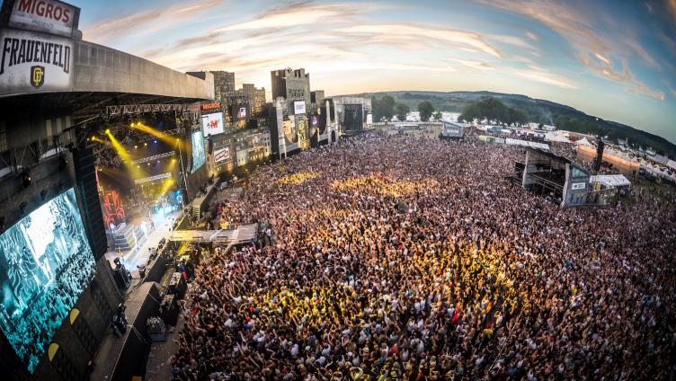 Frauenfeld open air dates