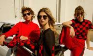 Drei laute Frauen und ein Popsternchen
