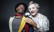 Ansichten zweier Clowns