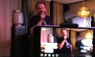 Live-Yoga mit Florian Rexer